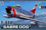 KH32007  1/32 North-American F-86D 'Sabre Dog'